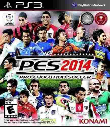 Juego Pes 2014 Consola Play Station Ps3 Español Original