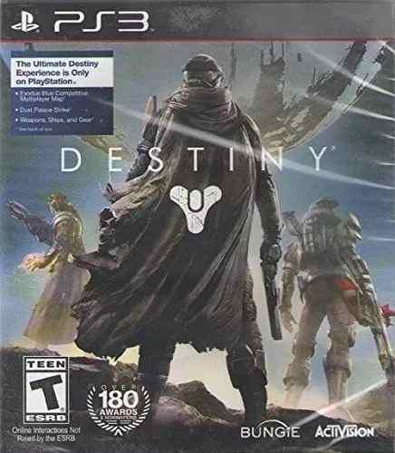 Juego Ps3 Destiny Consola Play Station 3l En Caja