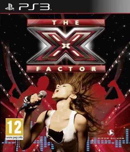 Juego The X Factor Cantar Consola Play Station 3 Ps3 En Caja