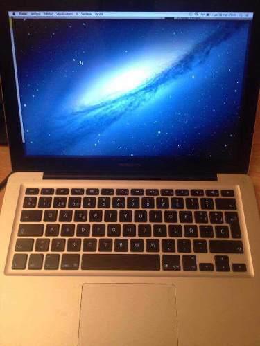 Macbook Pro I5 750 Disco Duro 8 Ram En Muy Buen Estado