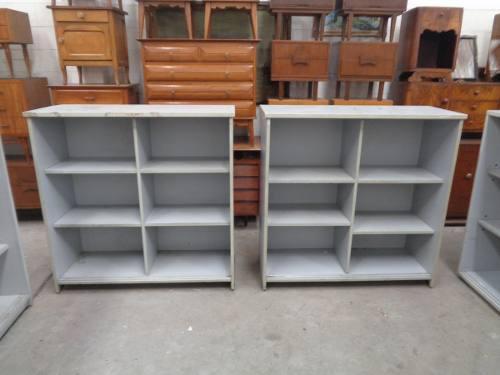 Muebles De Oficina Biblioteca Armario Con Estantes