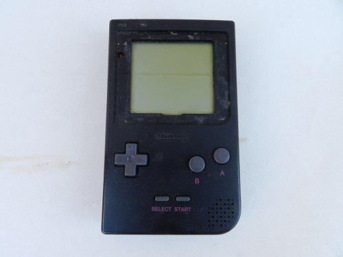 Nintendo Game Boy Mgb-001 Funcionando Super Mario Land 2 Aps