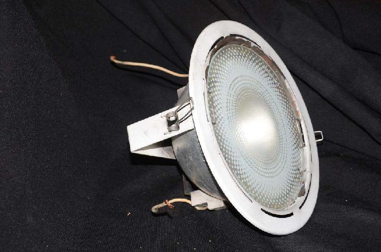 Spot Para Embutir 1 Luz Lámpara De Techo