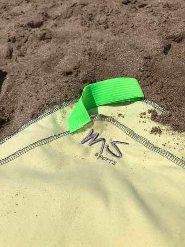 Toalla Microfibra Sec Rapido Soft Towel 1,30x0,82 Ms Sports