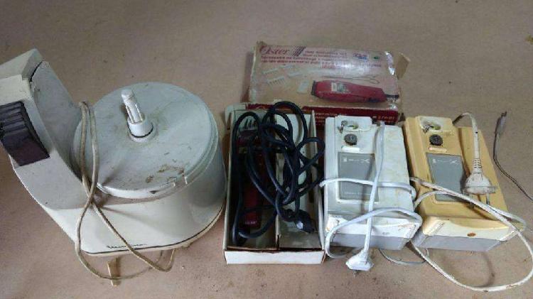 vendo lote de electrodomésticos a reparar