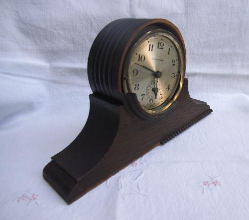 Antiguo Reloj De Mesa El Trust Joyero A Revisar Xz