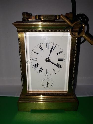 Antiguo Reloj De Mesa Ingles