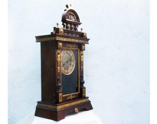 H* Antiguo Reloj Regency Junghans Mesa Y Pared