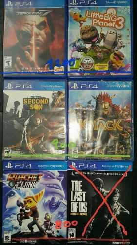 Juego Físico Ps4 Ratchet And Clark Tienda Xbox One Almagro