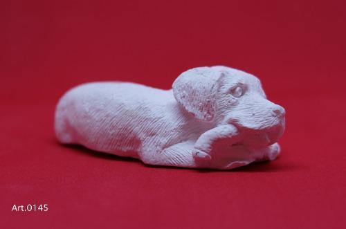 Lote 48 Piezas De Yeso Para Pintar Perros