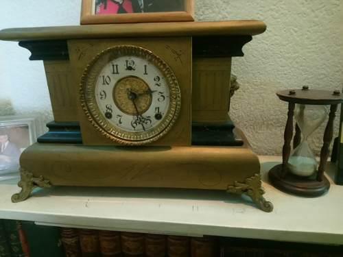 Reloj Antiguo Impecable