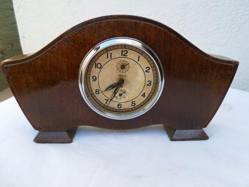 Reloj Antiguo Veglia Funcionando