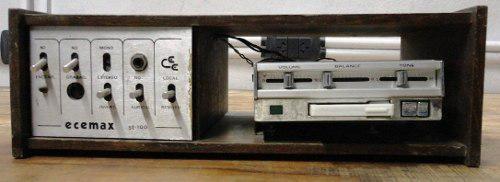 Antiguo Reproductor De Cassettes - Ecemax - Mecca