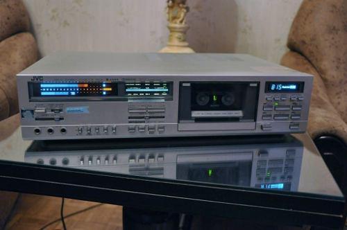 Deck Jvc Dd-9 3 Cab Top Audiofila Legendaria Leer