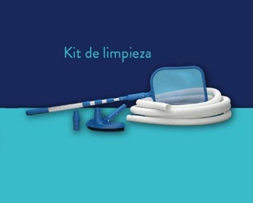 Kit De Limpieza Para Piletas Pelopincho