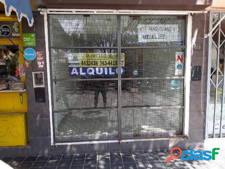 Alquilo Local Céntrico. Ciudad de San Martín