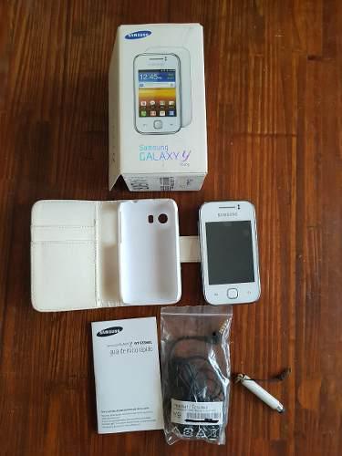 Celular Samsung Gslaxy Y Con Bateria Incluida