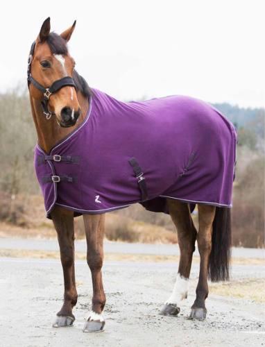 Manta Caballo Equitacion Pony! De Polar Marca Horze
