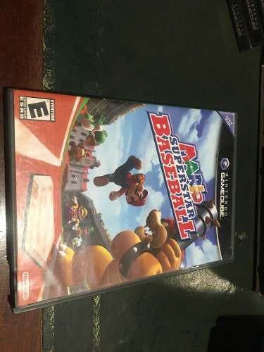 Mario Superstar Baseball - Juego Gamecube