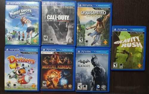 Pack De Juegos Para Ps Vita