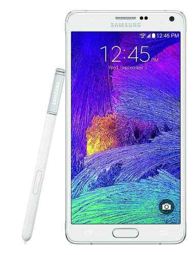 Samsung Galaxy Note 4 32gb 4g Lte Blanco! + Bateria Anker!