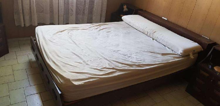 Vendo Juego Dormitorio Completo Cedro