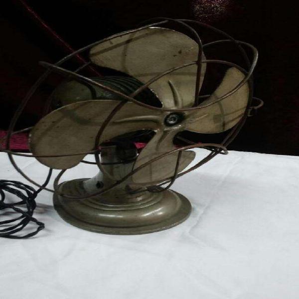 Antiguo Ventilador de Mesa Siam Años '50