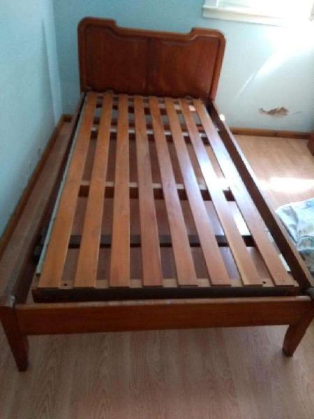 Conjunto de muebles de 1 plaza