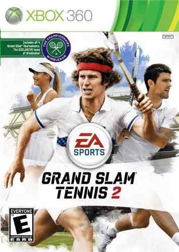 Juego Grand Slam Tennis 2 Xbox 360 Pal En Caja