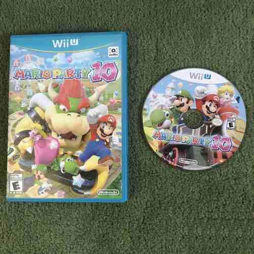 Juego Nintendo Wii U Mario Party 10