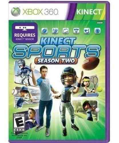 Kinect Sports 2 Segunda Temp Juego Original Xbox 360 Nuevo