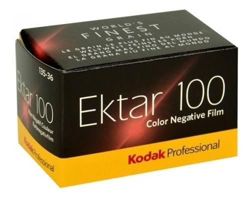 Pelicula 35mm Kodak Ektar 100