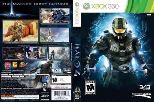 Saga Completa Xbox 360 Halo (8 Juegos Rgh/jtag/ Fisico)