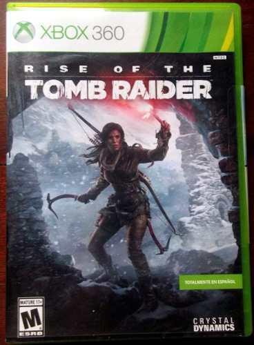 Xbox 360 En La Plata Juego Fisico Rise Of The Tomb Raider