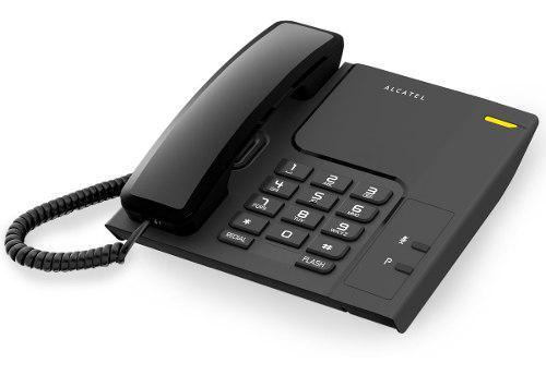 Telefono Fijo Con Cable De Mesa O Pared Alcatel T26