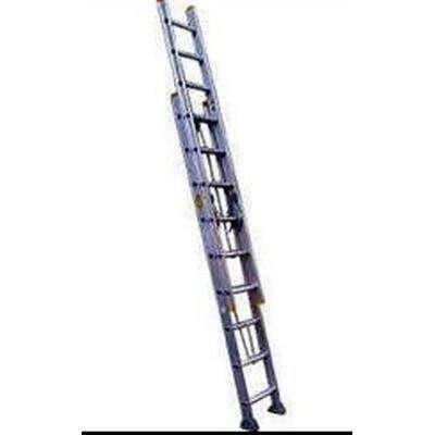 Escalera De Aluminio Okm De Fabrica