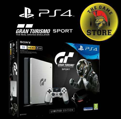 Ps4 Slim Gran Turismo 1tb Edicion Especial