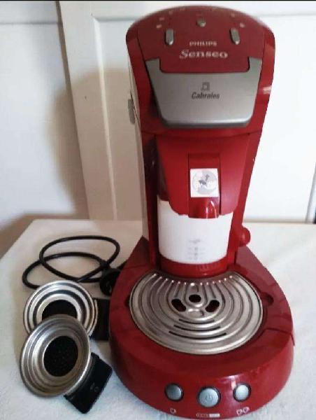 Cafetera Senseo Latte