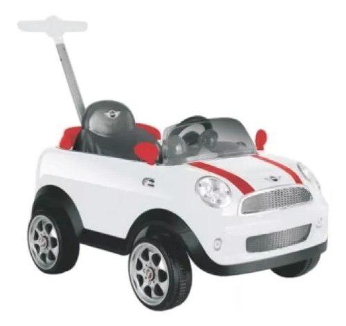 Coche De Empuje Mini Cooper Push Car Kiddy Auto