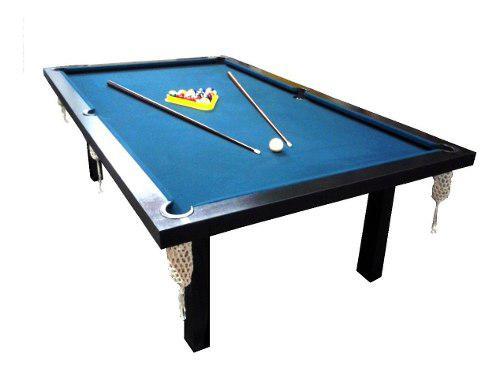 Pool Profesional + Tapa Ping Pong Y Comedor +accesorios Pool