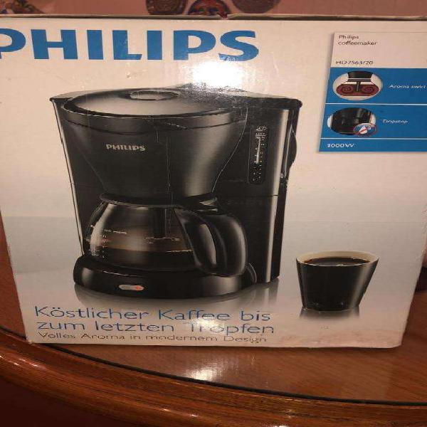 Vendo Cafetera Philips Hd Nueva