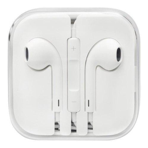 Auriculares 3.5 Simil Ear Pods iPad iPhone Se 4 5 5s 6 6s