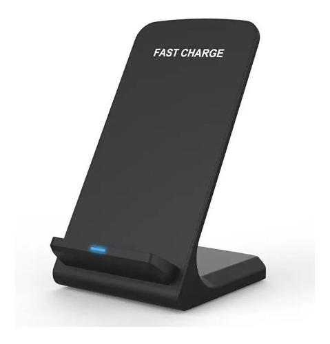 Cargador Inalámbrico Rapido Fast Charge Samsung S8 S9 Note