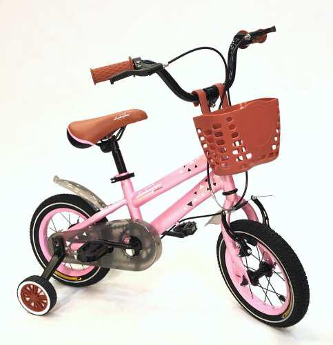 Triciclo Bicicleta Infantil Rodado 12 Lamborghini Retro
