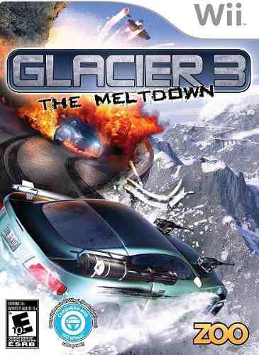 Juego Físico Glacier 3 Wii Oferta Liquidación