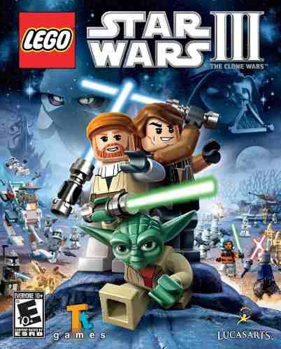 Juego Físico Star Wars Iii Lego Wii Oferta Liquidación