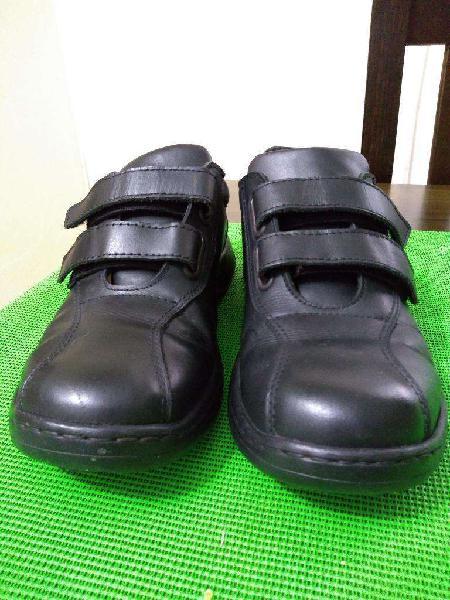 Zapato para Niño de Cuero. Número 37