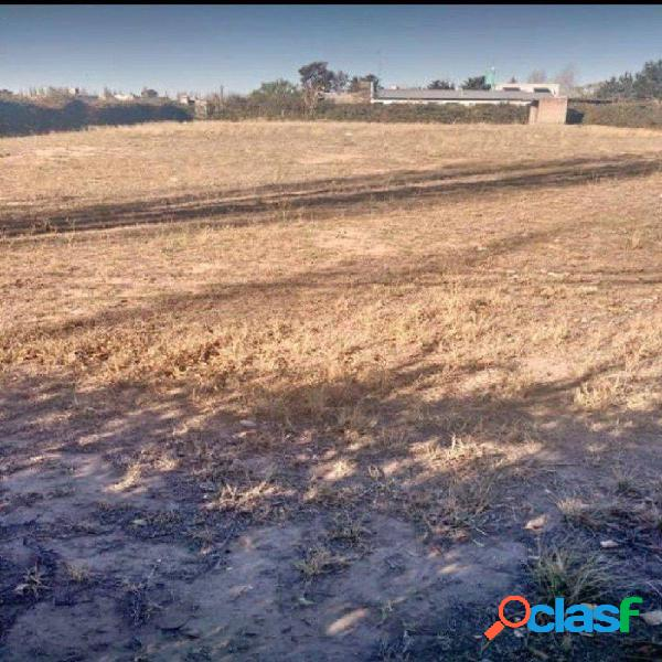 Vendo lote de 1950 m2 en Rama Caída dispone de agua puesta