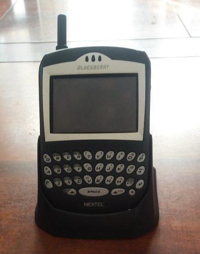 Blackberry 7520 Con Base! A Revisar. O Repuesto. Funcionando