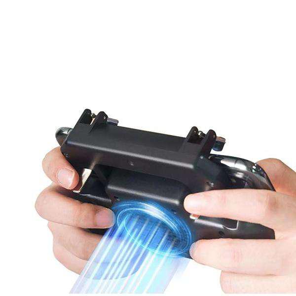 Joystick Para Celular Con Cooler - Ximaro - Tucuman